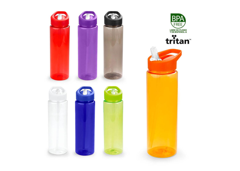 Botella Tritán Polo 790 ml